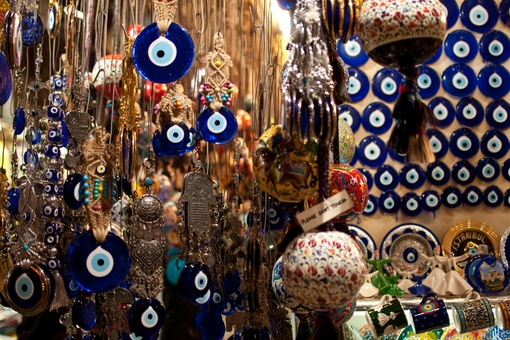 Why People Have Worn Charms to Deflect the Evil Eye for Millenia