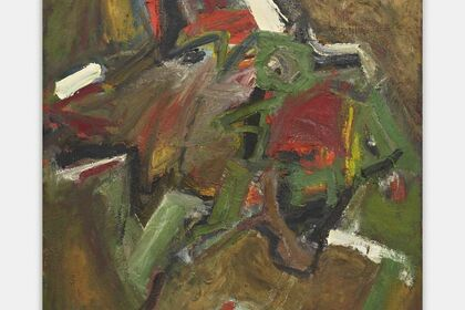 Four Women: Abstract Expressionist Painters in New York and California,1950 through 1965