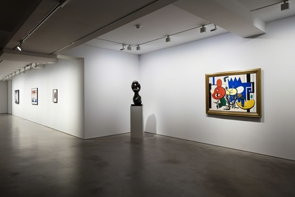 From Picabia to Picasso: A Selection of Modern Masters