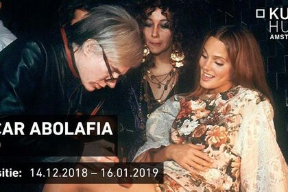 Oscar Abolafia - Solo Expositie