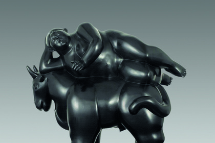 Fernando Botero - Everyday's Poetry - Scenes from the fullness of life