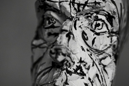 Substance and Shadow: Alberto Giacometti Sculptures and their Photographs by Peter Lindbergh