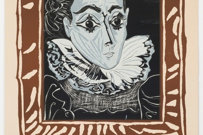 Master Graphics: Picasso, Matisse, Miro, Braque, Hockney & Dubuffet