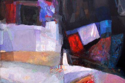 Retrospective  exhibition by Samir Salameh