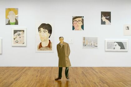 Alex Katz / Fairfield Porter