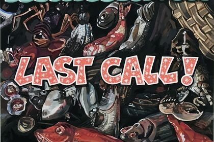 JEAN LOWE: Last Call!