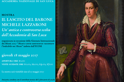 A Bequest of Baron Michele Lazzaroni – A Questionable choice of the Academy of San Luca in the early twentieth century