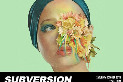 SUBVERSION | Curated by TAX Collection. With Pure Evil, Dromsjel, Ben is Right, Sage Barnes, Joe Suzuki & CB Hoyo