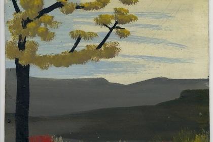 Frank Walter: Flamboyant Trees