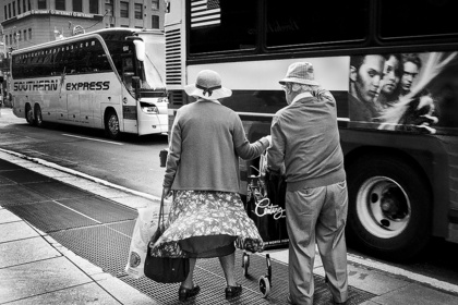 On the Street-Serendipitous Encounters of a New York Kind