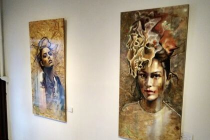 Exhibition AMSTERDAM - Haike Bes