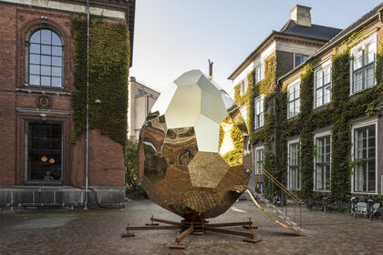 'Solar Egg' by Bigert & Bergström for Riksbyggen