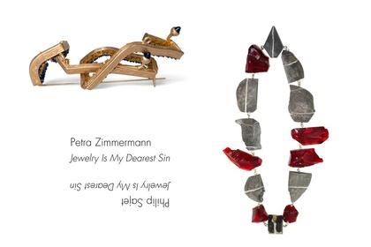 Philip Sajet and Petra Zimmermann/ Jewelry Is My Dearest Sin