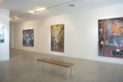 ROOT ROT: CHRIS BARNARD with works by Michael Angelis