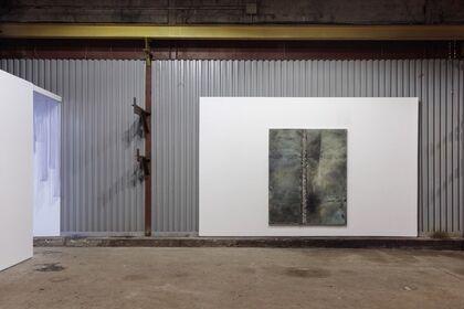 Hugo McCloud: Metal Paintings