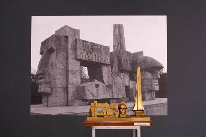 Post Historic Diptych: Anniversary of 120 years of art in Baia Mare