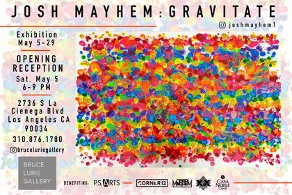 Josh Mayhem: Gravitate