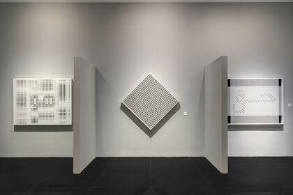 Beyond the Grid by Lulwah Al Homoud