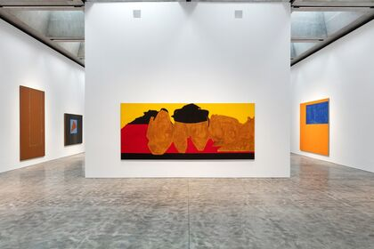 Sheer Presence: Monumental Paintings By Robert Motherwell
