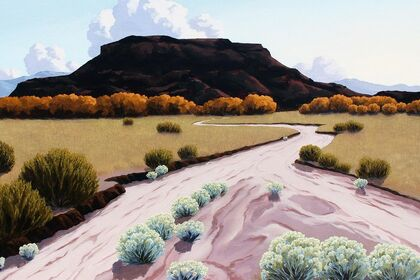 Sacred Places: New Paintings by Doug West