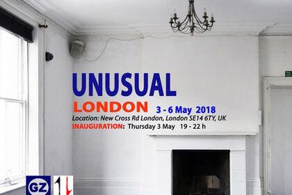 """Unusual"" (partnered with GaleriaZero)"
