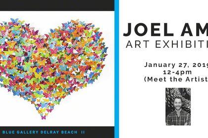Joel Amit Art Exhibition