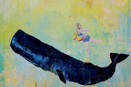 """Brian Keith Stephens, """"I Believe in Miracles"""", Solo Exhibition"""