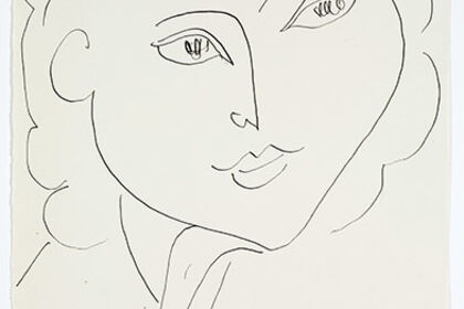 Matisse Drawings: Curated by Ellsworth Kelly from The Pierre and Tana Matisse Foundation Collection