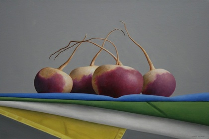Janet Rickus: Recent Paintings