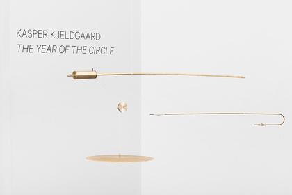 """The Year of the Circle"" by Kasper Kjeldgaard"