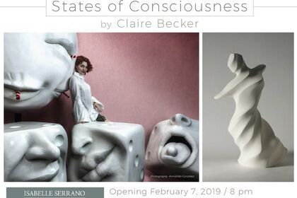 States of Consciousness by Claire Becker