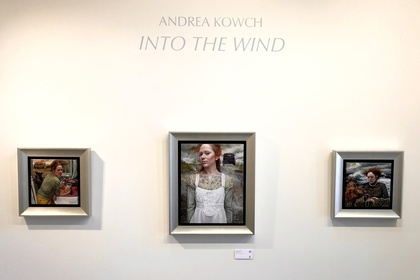 Andrea Kowch Solo Exhibition: Into The Wind