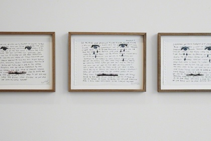 Bjarne Melgaard: Pain Poems and other drawings