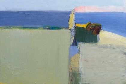 Sandy Ostrau: New Works