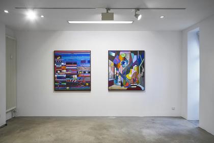 FÜNFKLANG 'Künstler aus Berlin und aus dem Rheinland'