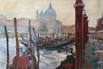 Mikael Olson: Solo Exhibition – Venice and Verona