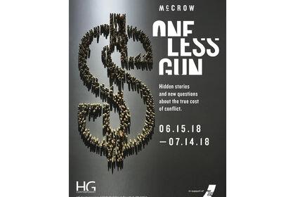 One Less Gun
