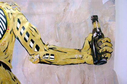 Stefan Kasper - De gouden dood of de gladiolen