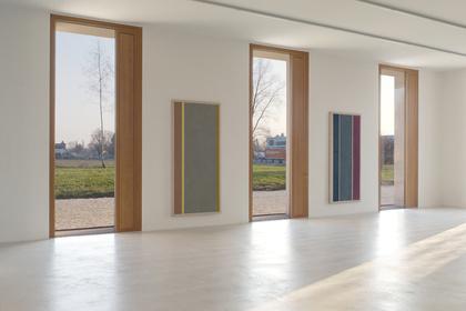 Michael Venezia »1967 | Spray Paintings«