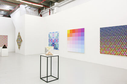 Systemic Pattern Painting: Artists of the Criss-Cross Cooperative