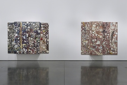 Julian Schnabel Plate Paintings 1978–86