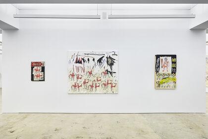 Jean-Michel Basquiat | Xerox