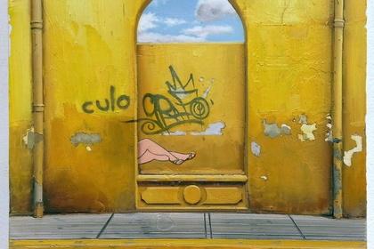 Mel Rosas - La patria, Foreign Intimacies