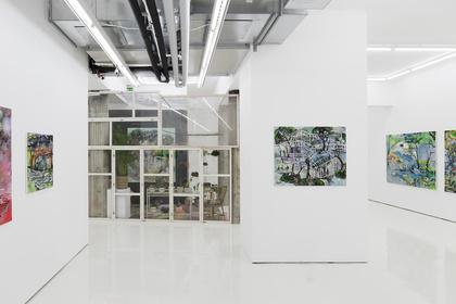 Maiju Salmenkivi: Happy Garden