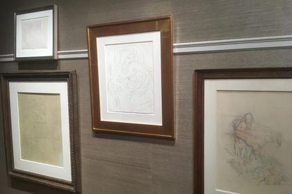 Masters Drawings New York