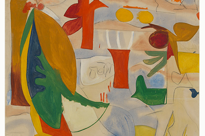 As in Nature: Helen Frankenthaler Paintings