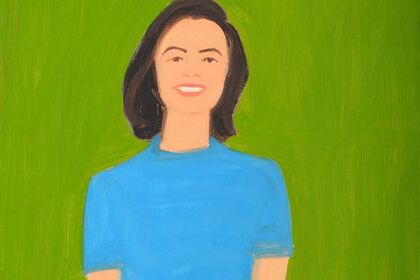 Brand-New & Terrific: Alex Katz in the 1950s