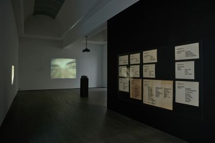 Teresa Burga   An Artist or a Computer? Conceptual works from the 1970s