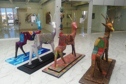 Dhabi 2014_Art Hub