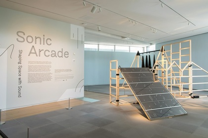 Sonic Arcade: Shaping Space with Sound